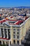 Barcelona bästa sikt Arkivfoto