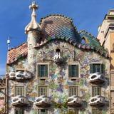 barcelona batllo casa Zdjęcia Royalty Free