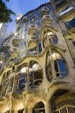 barcelona batllo casa gaudi Fotografia Stock