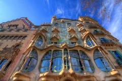 barcelona batllo casa Spain Zdjęcie Stock