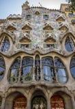 barcelona battlocasa Arkivbilder