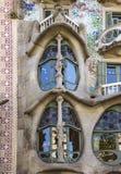 barcelona battlocasa Royaltyfri Bild