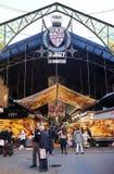 barcelona boqueria losu angeles rynek Obrazy Royalty Free