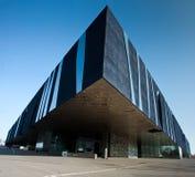 barcelona budynku forum Spain Zdjęcie Stock