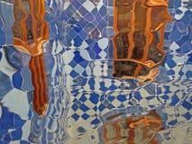 Barcelona buildings streets and Antoni Gaudi city beauty. Spring vacation. Sun. Art. Catalonia. Spain Royalty Free Stock Photo