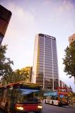 Barcelona Bus Touristic Stock Photography