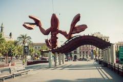 Barcelona. Catalonia, Hiszpania. Fotografia Stock
