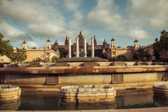 Free Barcelona. Catalonia, Spain - Travel Background Royalty Free Stock Images - 35469709