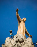 Barcelona Catalonia, Spanien, Oktober 02, 2016 Jesus Christus St Royaltyfria Foton
