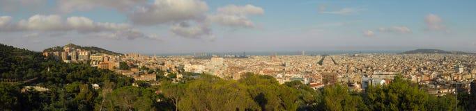 Barcelona, Cataluña, España Fotos de archivo libres de regalías