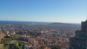 Barcelona Catalunia Hiszpania Zdjęcie Royalty Free