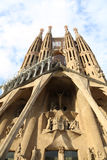 Barcelona Cathedral (Sagrada Familia ) - Spain Royalty Free Stock Photo