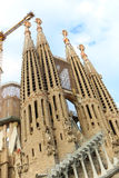 Barcelona cathedral Royalty Free Stock Image