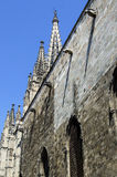 Barcelona Cathedral, Spain Stock Photography