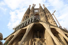 Barcelona Cathedral - Spain Royalty Free Stock Image
