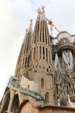 Barcelona Cathedral - Spain Stock Images