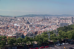 Barcelona City Stock Images