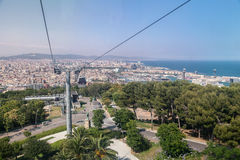 Barcelona City Royalty Free Stock Photo