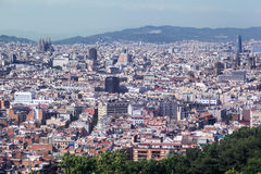 Barcelona City Stock Image