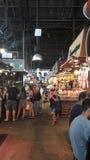 Barcelona City Market. Three royalty free stock photo