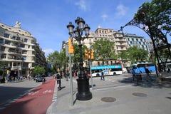 City, urban, area, town, infrastructure, pedestrian, tree, car, metropolitan, downtown, neighbourhood, street, plaza, square, sky,. Photo of town, square, plaza stock photo