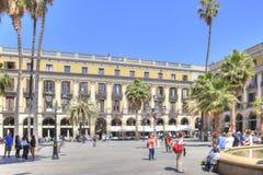 Barcelona, cityscape Stock Photos