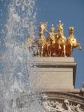 barcelona Ciutadella De Los angeles Parc Obrazy Royalty Free