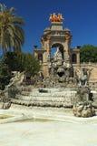 Barcelona - Ciutadella park Stock Photos