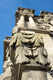 Barcelona: Detail Of New Customs House. Barcelona: detail of Edifici De La Duana or New Customs House, Spain royalty free stock photos