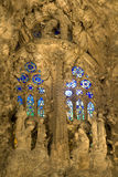 Barcelona - detail from Sagrada la Familia Royalty Free Stock Image