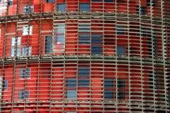 barcelona detaljtorn Royaltyfri Foto
