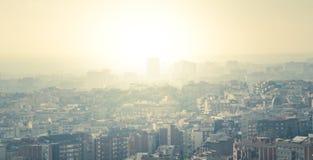 Barcelona, eine Stadt lizenzfreie stockfotos
