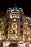 Barcelona, el corte ingles, department stores Stock Photos