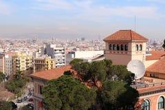 Barcelona, España Imagenes de archivo