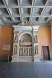 BARCELONA, ESPAÑA - 28 DE ABRIL: Montserrat Monastery el 28 de abril de 2016 en Cataluña, España Foto de archivo