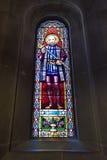 BARCELONA, ESPAÑA - 28 DE ABRIL: Montserrat Monastery el 28 de abril de 2016 en Cataluña, España Fotos de archivo libres de regalías