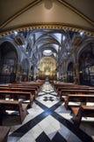 BARCELONA, ESPAÑA - 28 DE ABRIL: Montserrat Monastery el 28 de abril de 2016 en Cataluña, España Fotografía de archivo