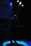 La banda del Los Planetas se realiza en Apolo Fotografía de archivo