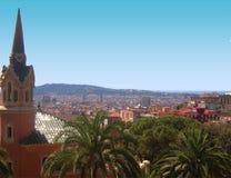 Barcelona Espana Catalunya Fotografering för Bildbyråer