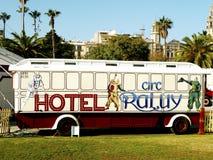 Barcelona - Espanha, 12 26 Circo 2012 de Raluy Foto de Stock