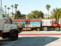 Barcelona - Espanha, 12 26 Circo 2012 de Raluy Imagem de Stock