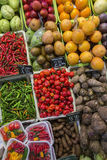 Barcelona - The Famous Food Market - Spain Stock Photography