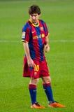 barcelona fc Leo messi obraz stock