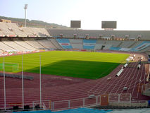 Barcelona Football Stadium Stock Images