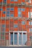 Barcelona-Gewehrkugeleingangsdetail Lizenzfreies Stockbild