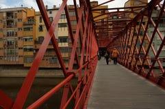 Barcelona Girona Royaltyfri Foto