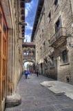 Barcelona Gothic Quarter Stock Photo