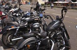 Barcelona Harley Days 2012 Royalty Free Stock Image
