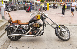 BARCELONA HARLEY DAYS 2012 Stock Image