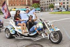 BARCELONA HARLEY DAYS 2012 Stock Photography